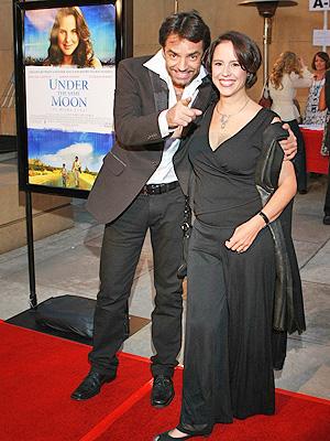 Eugenio Derbez y Patricia Riggen