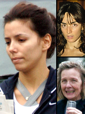principal ingles No Makeup: Longoria, Reguera, Keaton