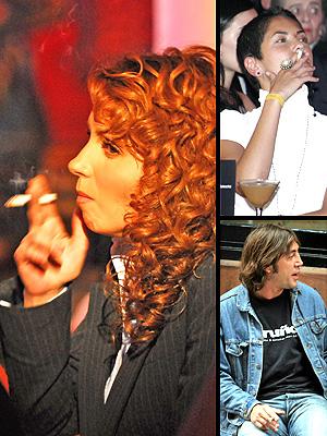 principal espanol Fumar: Angelica Rivera, Barbara Mori y Javier Bardem