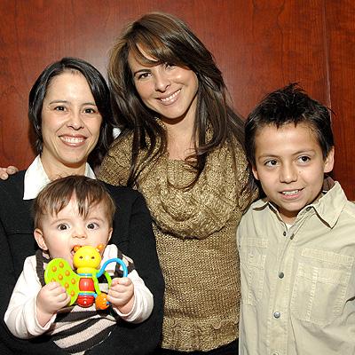 Kate del Castillo y Adrian Alonso