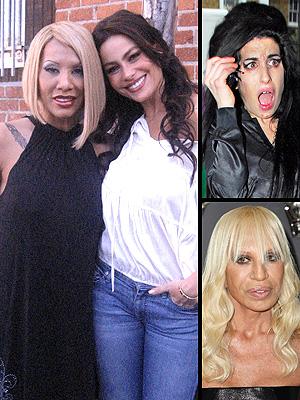 principal Ivy Queen y Sofia Vergara
