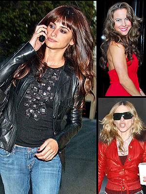 principal Dressers: Penelope Cruz, Kate del castillo, Madonna