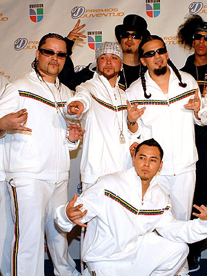 Los Súper Reyes.
