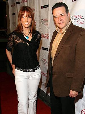 Susana Gonzalez y Cesar Evora