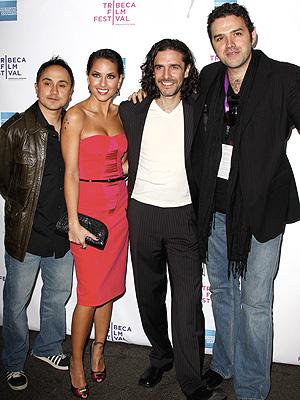 Barbari Mon con Alfonso Pineda, Leo Sbaraglia y Edgar Ramirez