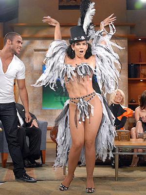 Cristina show 5