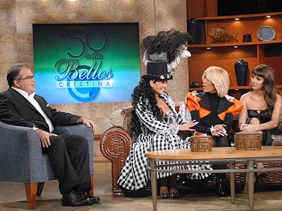 Cristina show 9