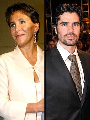 Florinda Meza y Eduardo Verastegui