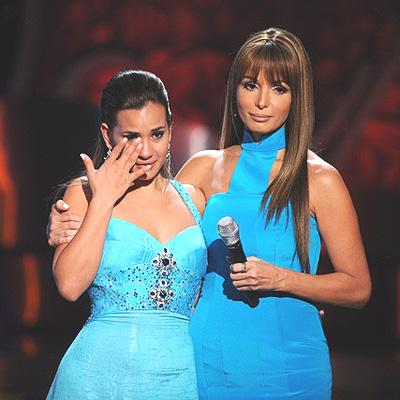 Giselle y Leana Astorga