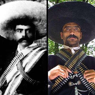 Emiliano Zapata, Alejandro Fernández