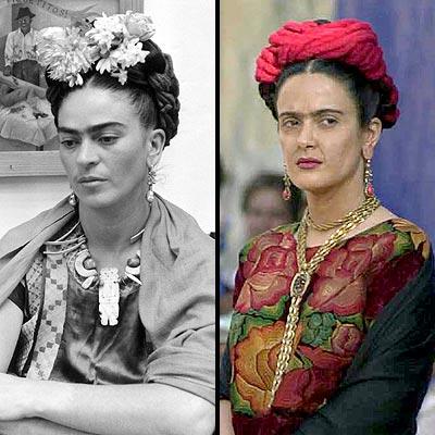 Frida Kahlo, Salma Hayek