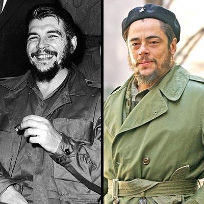 Benicio del Toro, Che Guevara