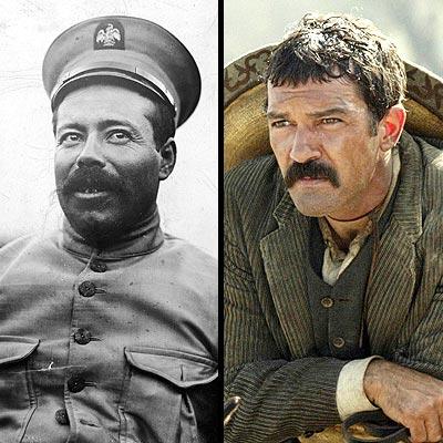 Pancho Villa, Antonio Banderas