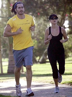 Reese Witherspoon, Jake Gyllenhaal, En Forma con los famosos