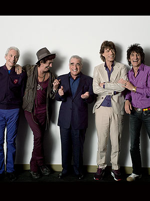 The Rolling Stones & Martin Scorsese