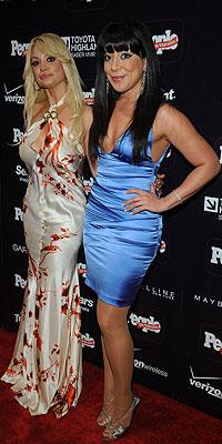 Vicky y Marisol Terrazas