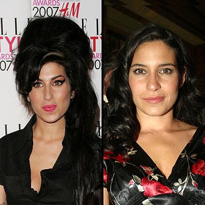 Amy Winehouse y Tiare Scanda