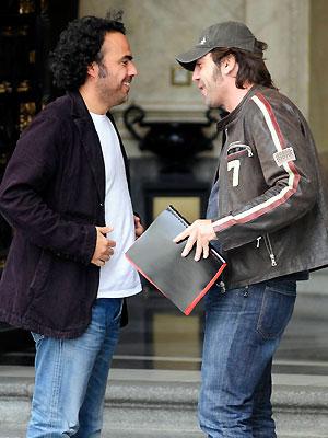Alejandro González Iñárritu, Javier Bardem