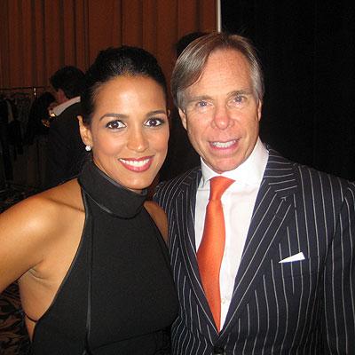 Celines Toribio y Tommy Hilfiger