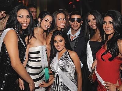 Daddy Yankee, Nuestra Belleza Latina