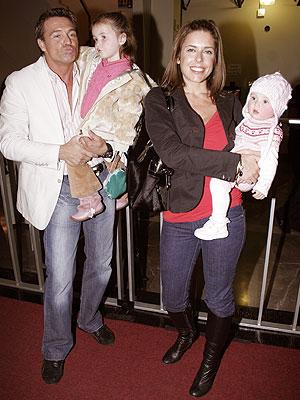 Juan Soler y familia