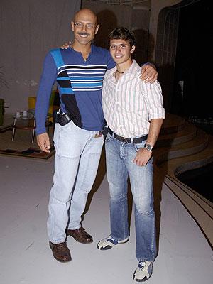 Manuel Landeta e Imanol