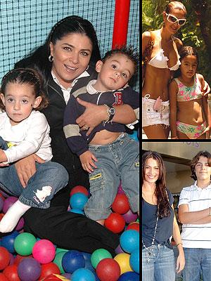 principal Victoria Ruffo, Ninel Conde y Sofia Vergara