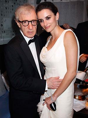 Penélope Cruz, Woody Allen