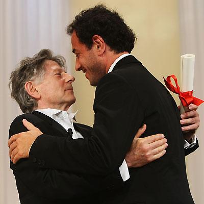 Roman Polanski y Mateo Garrone