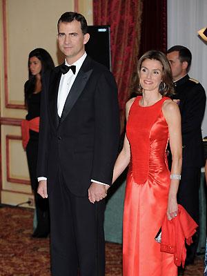 Príncipes de Asturias, Letizia Ortiz