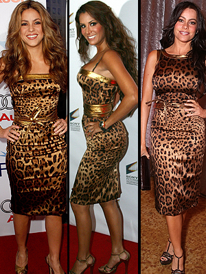 SHAKIRA, NINEL CONDE AND SOFÍA VERGARA