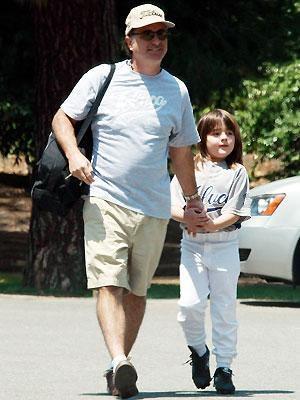 Andy García e hijo