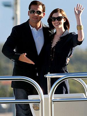 Anne Hathaway, Steve Carell