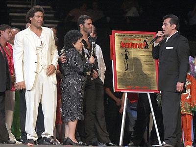Carmen Salinas, Eduardo Yáñez, Pablo Montero, Jorge Salinas