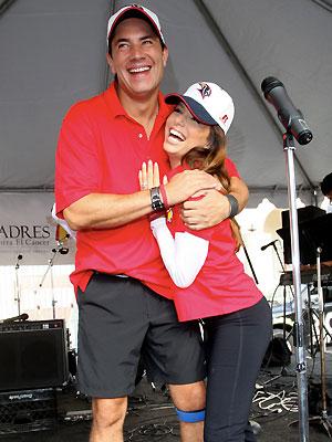 Eva Longoria y Fernando Del Rincón