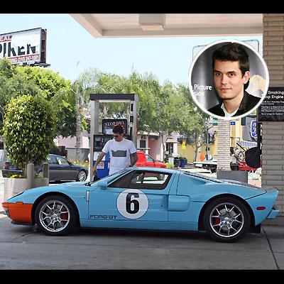 Auto de John Mayer