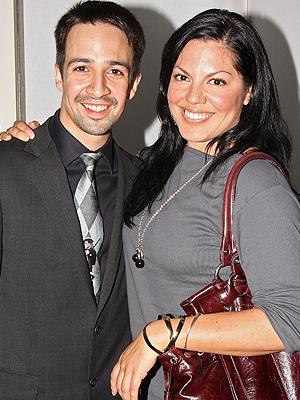 Lin-Manuel Miranda, Sara Ramírez