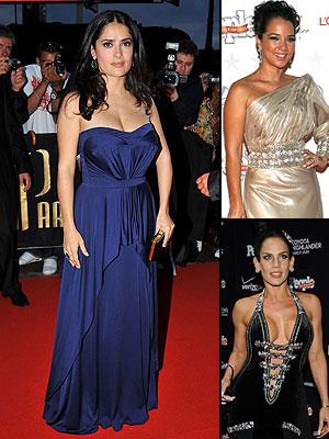 Principal moda: Salma, Adamari y Niurka