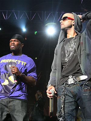 50 Cents y Yandel