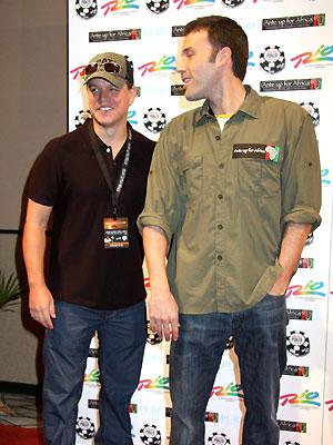 Ben Affleck y Matt Damon