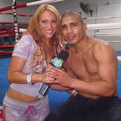 Lynette Chico, Miguel Cotto