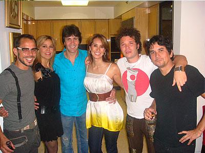 Cabas, Javier García, Jorge Villamizar, Carolina Acevedo