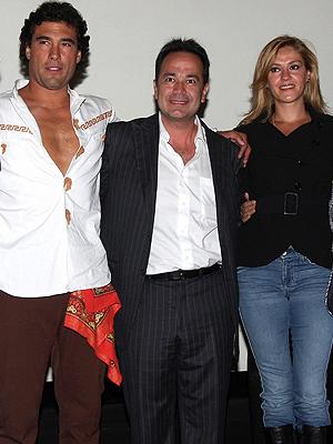 Eduardo Yáñez, Nicandro Díaz, Chantal Andere