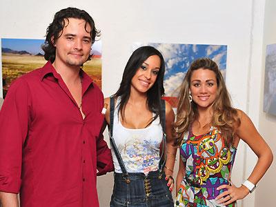 Antón Fajardo, Laura Cozar, Gloria Ordaz