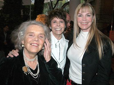 Lucy Orozco, Elena Poniatowska, Gabriela Goldsmith