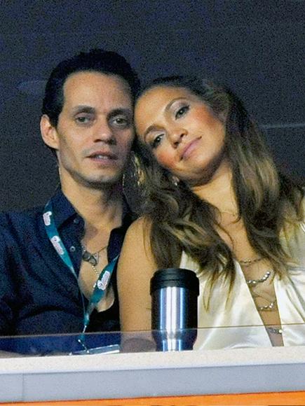 Jennifer López, Marc Anthony