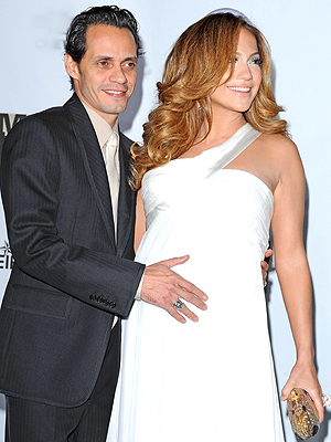 principal Jennifer Lopez y Marc Anthony