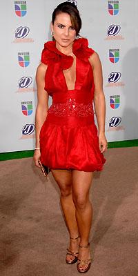 Kate del Castillo, Worst Dressed