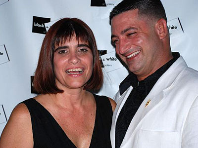 Laura García, José Díaz Balart