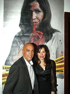 María Rojo, Pedro Torres